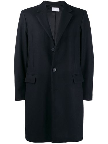 Sandro Paris Apollo coat - Bleu - Sandro Paris - Shopsquare
