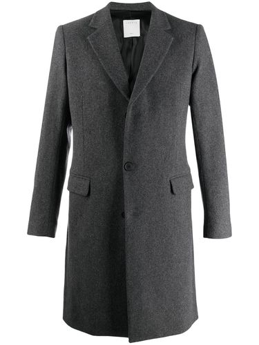 Sandro Paris Apollo coat - Gris - Sandro Paris - Shopsquare