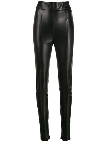 Legging en cuir artificiel - Ermanno Scervino - Shopsquare