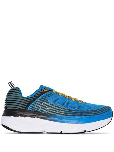 Hoka One One baskets Bondi 6 - Bleu - Hoka One One - Shopsquare