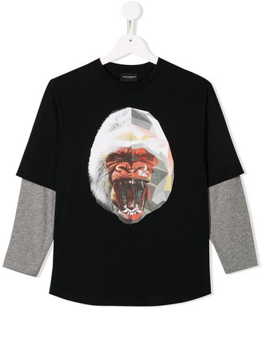 Top imprimé - Marcelo Burlon County Of Milan Kids - Modalova