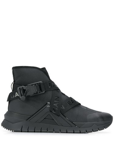 Balmain baskets B-Troop - Noir - Balmain - Shopsquare