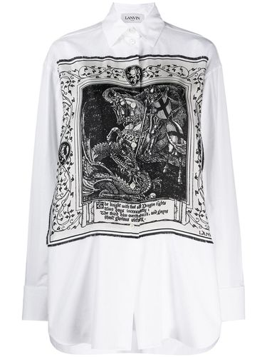 Chemise Saint Georges and the Dragon - LANVIN - Modalova