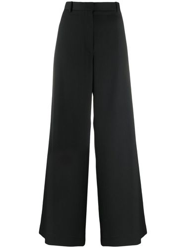 The Row palazzo pants - Noir - The Row - Shopsquare