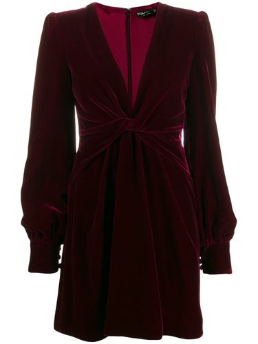 Robe courte à col plongeant - Tom Ford - Shopsquare