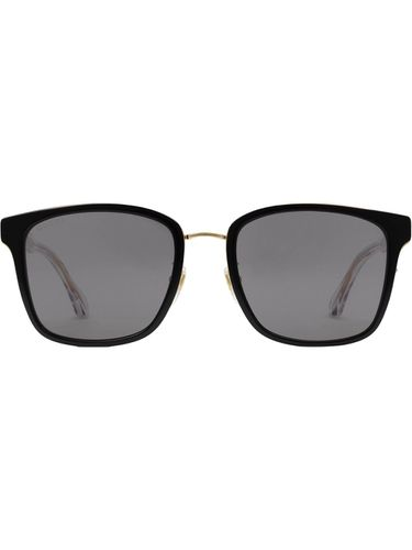 Square frame sunglasses - Gucci Eyewear - Shopsquare