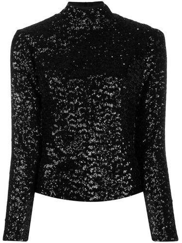 Sequin roll neck top - In The Mood For Love - Modalova