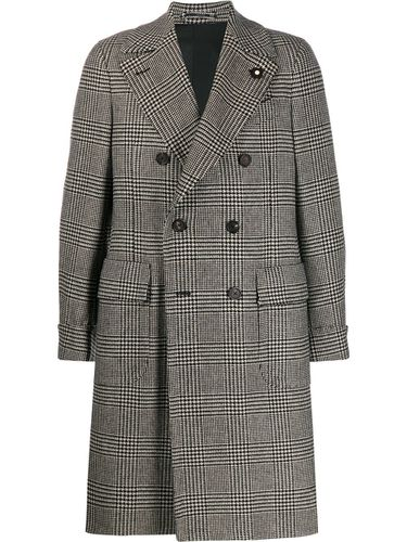Manteau à carreaux - Lardini - Shopsquare