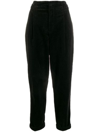 Closed Bay corduroy trousers - Noir - Closed - Shopsquare