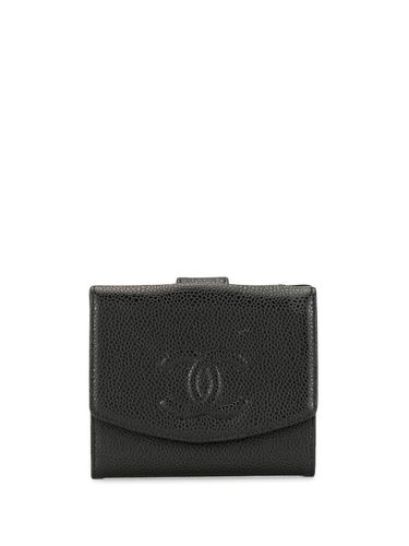 Portefeuille à logo - Chanel Pre-Owned - Modalova