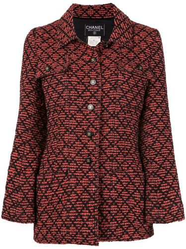 Veste en tweed - Chanel Pre-Owned - Modalova