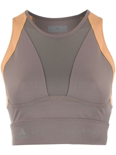 Top crop bicolore - adidas by Stella McCartney - Modalova