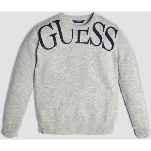 Sweat-Shirt Logo Frontal Imprime - Guess - Shopsquare
