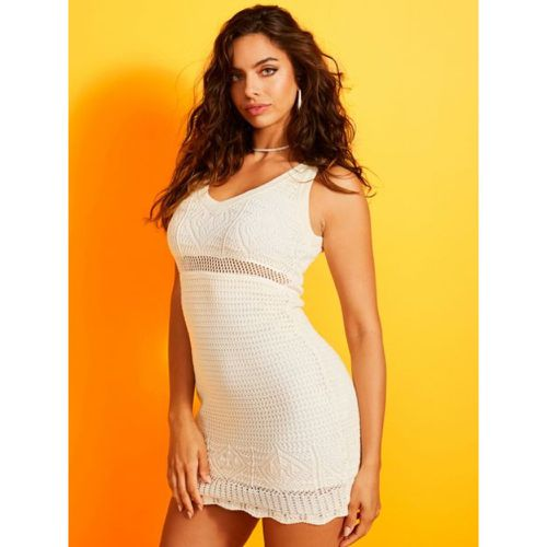 Robe En Crochet - Guess - Shopsquare