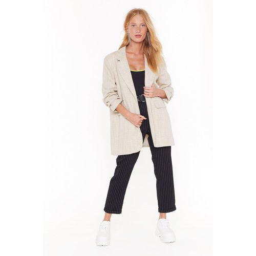 Blazer oversize Somewhere Over The Blazer - NastyGal - Modalova