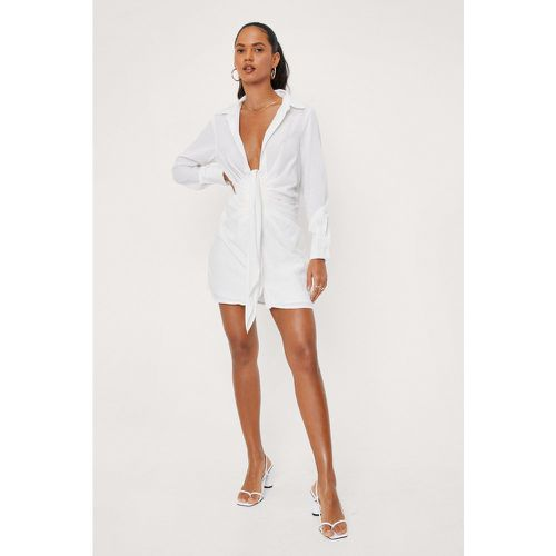 Robe chemise Sans Attaches - NastyGal - Shopsquare