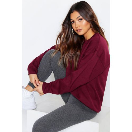 Sweat Oversize - - S, - boohoo - Shopsquare