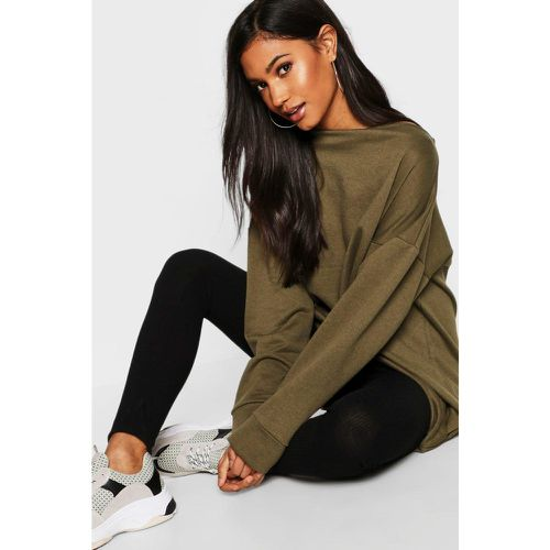 Sweat Confort Oversize - - S, - boohoo - Shopsquare
