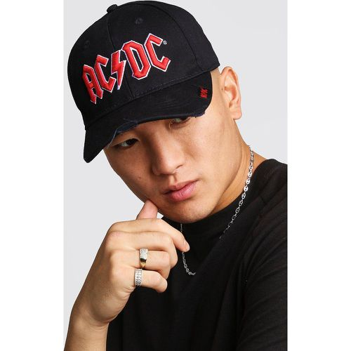 ACDC License Cap Homme - - ONE SIZE, - Boohooman - Shopsquare