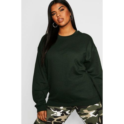 Sweat Oversize Plus - - 48, - boohoo - Shopsquare