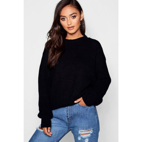 Petite - Pull Oversize Ivy - - 42, - boohoo - Shopsquare