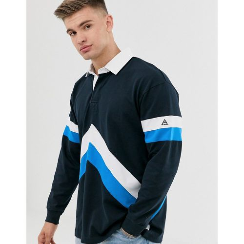 Scotch and Soda - Polo oversize color block - Scotch & Soda - Shopsquare