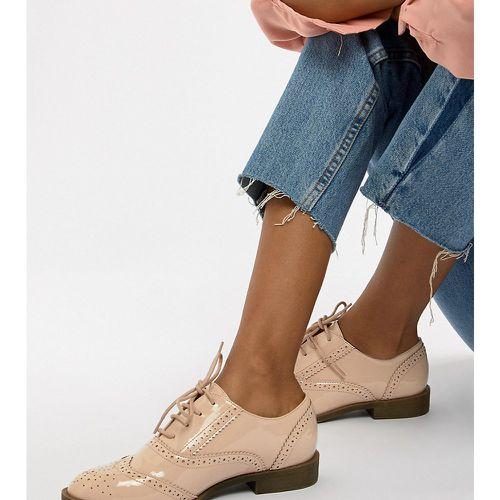 d9409aabee37e2 Manic - Chaussures Richelieu plates - ASOS DESIGN - Shopsquare