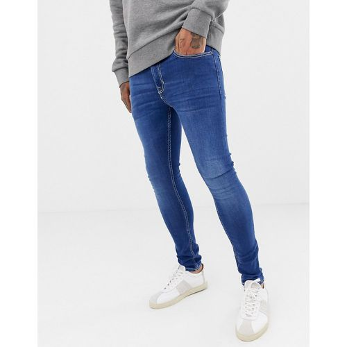 Jean super skinny - délavé - New Look - Shopsquare