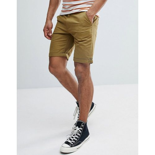 Short chino à revers - D-Struct - Shopsquare