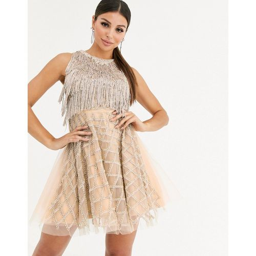 Robe longue à franges - A Star Is Born - Shopsquare