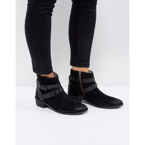 Meeya - Bottines en daim - H by Hudson - Shopsquare