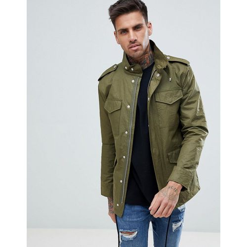 Veste militaire à poches - Just Junkies - Shopsquare