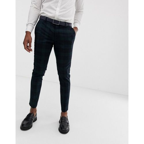 Pantalon habillé - Carreaux - River Island - Shopsquare