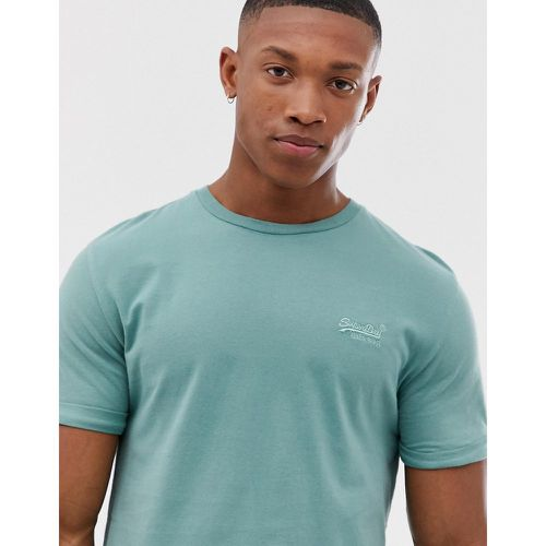 Superdry - T-shirt long - Superdry - Shopsquare