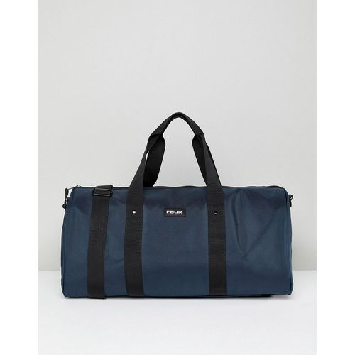 Sac polochon en nylon - marine - French Connection - Shopsquare