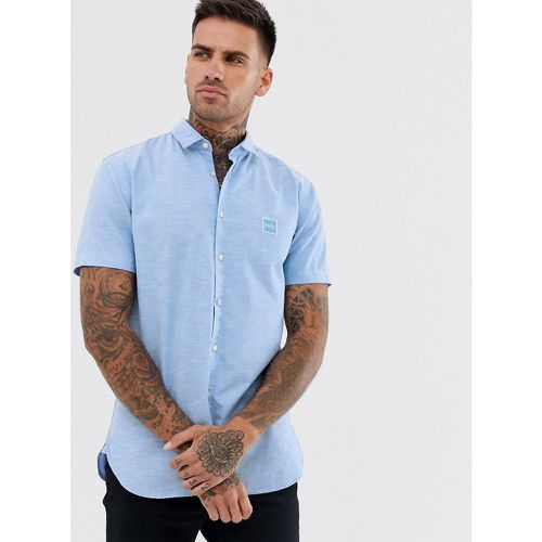 Magneton 1 - Chemise oxford slim - - Boss - Shopsquare
