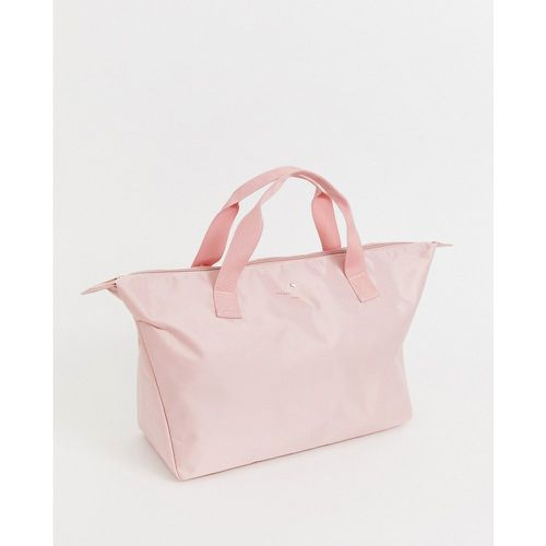 Tote bag de week-end de taille moyenne - Blush - Johnny Loves Rosie - Shopsquare