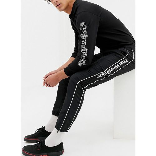 Worldwide - Pantalon de jogging à empiècements - - HUF - Shopsquare