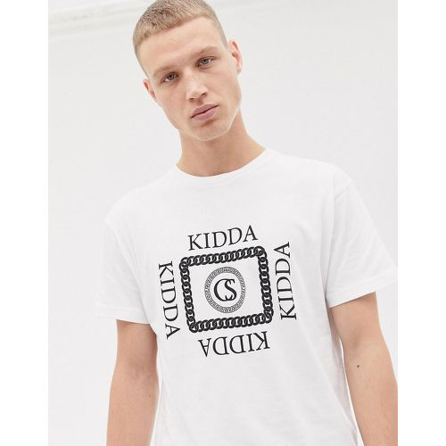 Kidda By - T-shirt avec chaîne - Christopher Shannon - Shopsquare