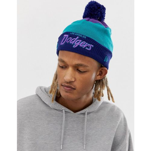 Dodgers - Bonnet à pompon - new era - Shopsquare