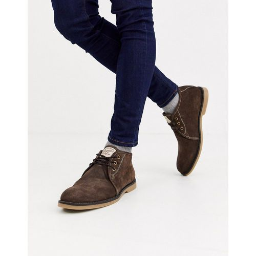 Legal - Bottines en daim - Original Penguin - Shopsquare