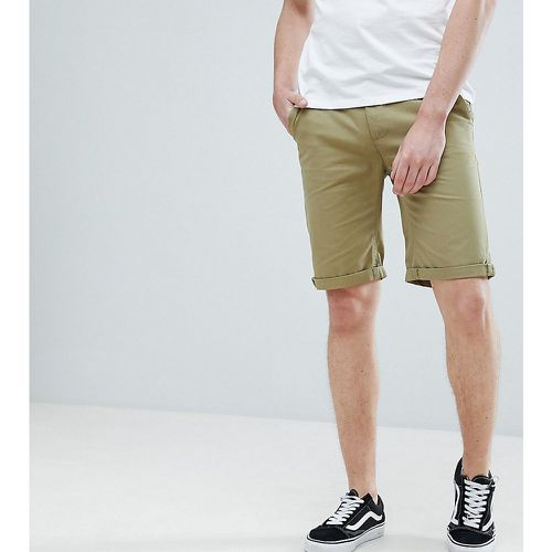 Short chino slim - Kaki - Bellfield - Shopsquare