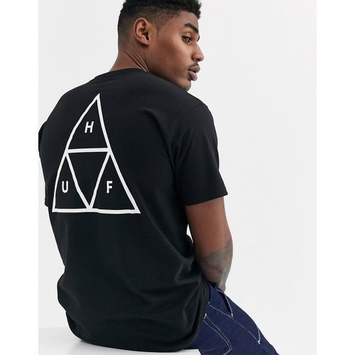 T-shirt motif triangle triple - - HUF - Shopsquare