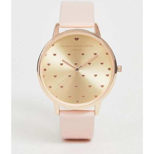 Montre femme - Rose pâle - Johnny Loves Rosie - Shopsquare