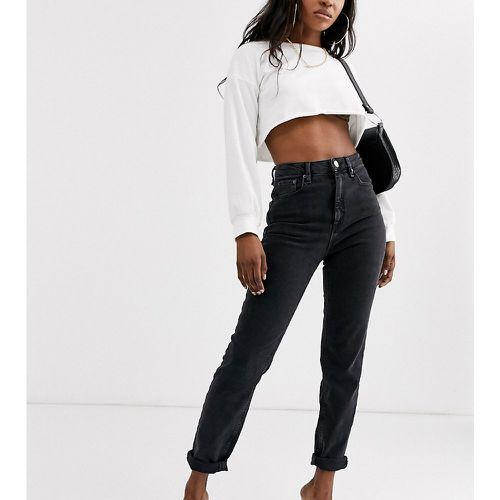 9fa5f90f0d Farleigh - Jean slim mom taille haute - délavé - ASOS DESIGN - Shopsquare