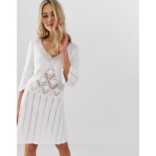 Robe patineuse en crochet - ASOS DESIGN - Shopsquare