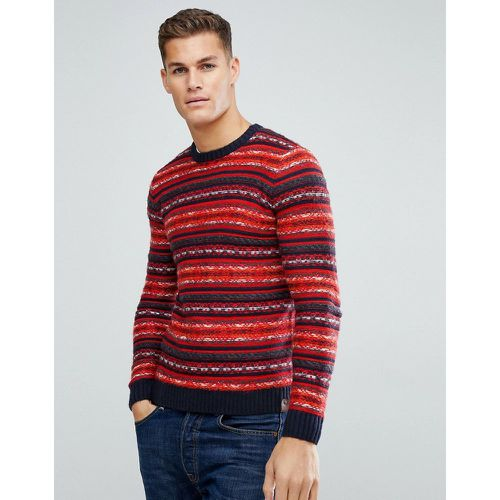 Pull en jacquard - Tom Tailor - Shopsquare