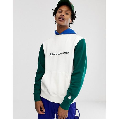 Hoodie color block - Billionaire Boys Club - Shopsquare