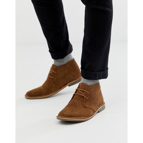 Desert boots en daim - Red Tape - Shopsquare