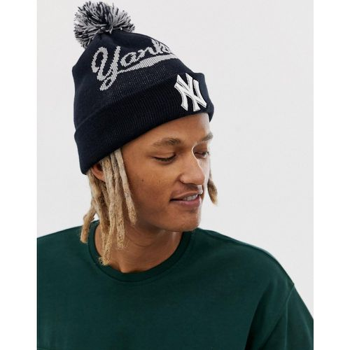 New York Yankees - Bonnet à pompon - new era - Shopsquare